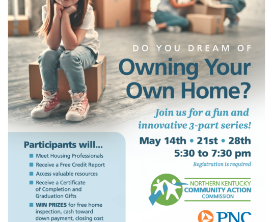 Home Ownership Innovative 3-Part Series