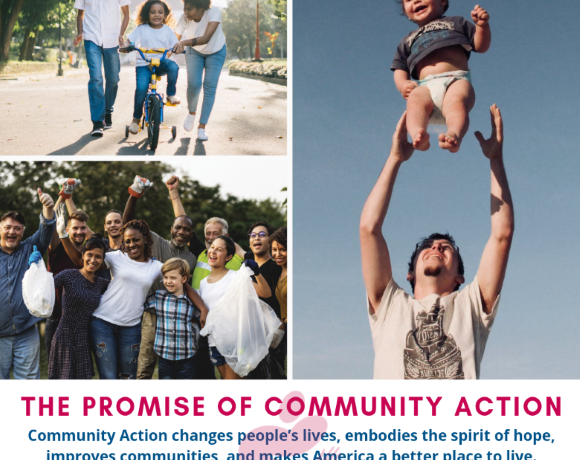 May is Community Action Month!