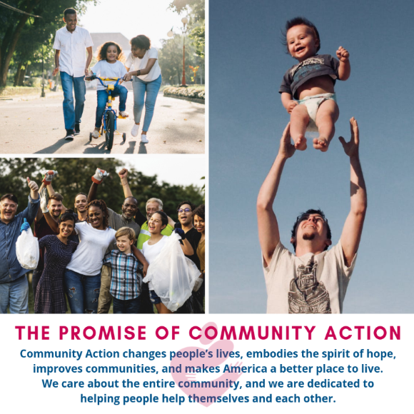 May is Community Action Awareness Month